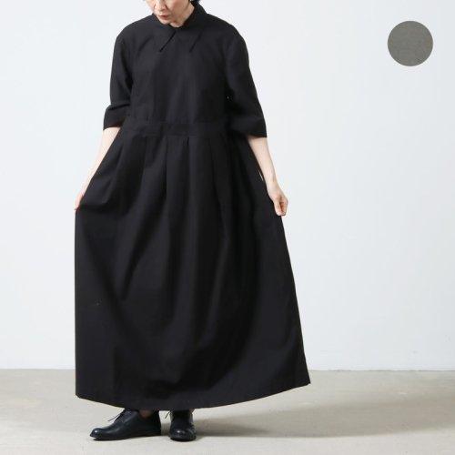 THE HINOKI (ザ ヒノキ) オーガニックコットン プルオーバードレス