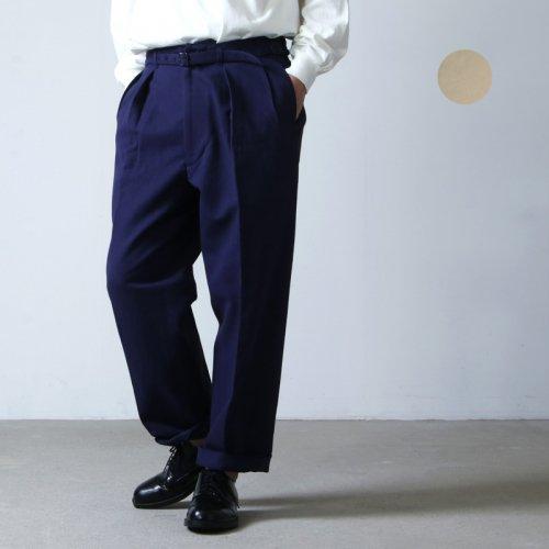 KAPTAIN SUNSHINE (キャプテンサンシャイン) Gurkha Trousers / グルカトラウザース