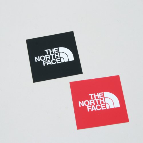 THE NORTH FACE (ザノースフェイス) TNF Square Logo Sticker / ザノースフェイス スクエアロゴステッカー