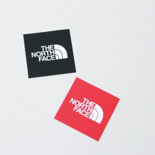 THE NORTH FACE (ザノースフェイス) TNF Square Logo Sticker Mini / ザノースフェイス スクエアロゴステッカー ミニ