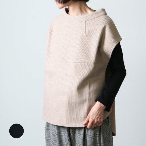 kelen (ケレン) Mock Neck Vest Fition / モックネックベスト