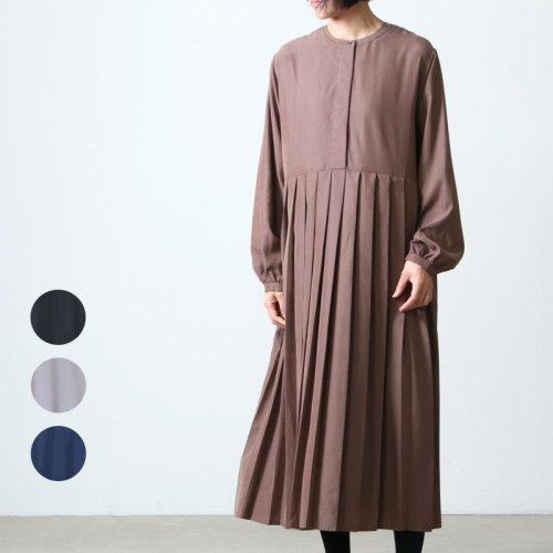 kelen (ケレン) Pleats Design Dress Comi / プリーツデザインドレス