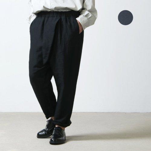 Ordinary Fits (オーディナリーフィッツ) TWIST PANTS WOOL LINEN / ツイストパンツ ウールリネン