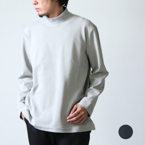 CURLY (カーリー) STATIC LS MOCK NECK