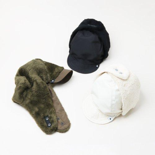 and wander (アンドワンダー) high loft fleece ear cap / ハイロフトフリースイヤーキャップ
