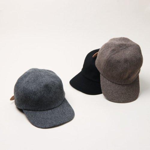 Nine Tailor (ナインテイラー) Shaggy Cap / シャギーキャップ