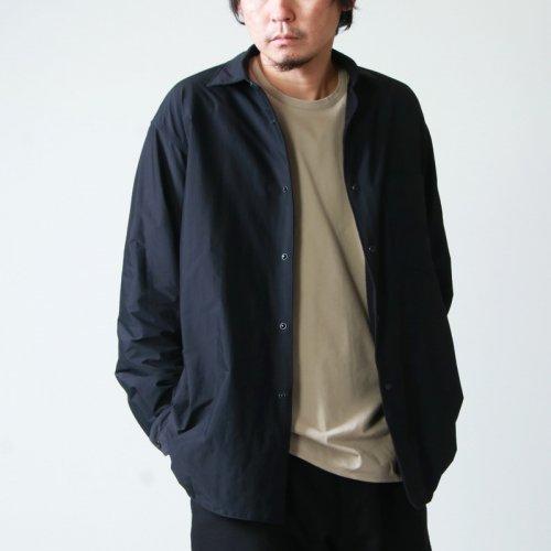 COMOLI (コモリ) ナイロン シャツジャケット