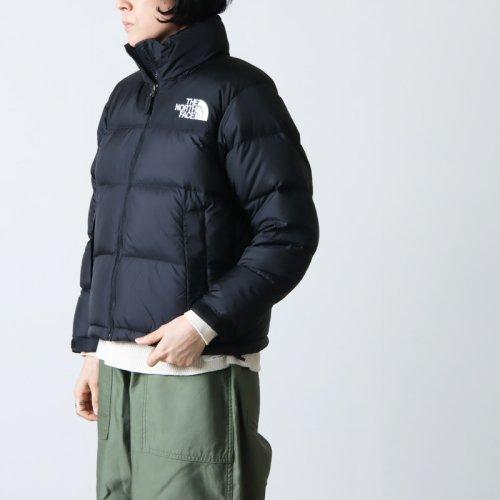 THE NORTH FACE (ザノースフェイス) Short Nuptse Jacket / ショートヌプシジャケット