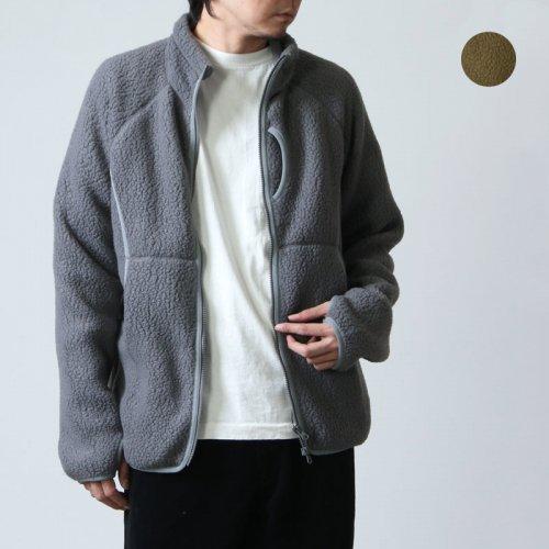 snow peak (スノーピーク) Thermal Boa Fleece Jacket / サーマルボアフリースジャケット