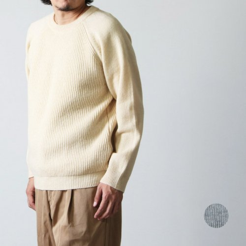 [THANK SOLD] Soglia (ソリア) LERWICK Sweater / ラーウィックセーター