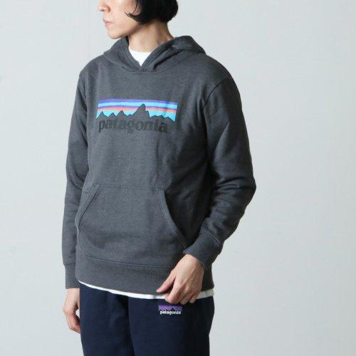 PATAGONIA (パタゴニア) K's LW Graphic Hoody Sweatshirt / キッズライトウェイトグラフィックフーディースウェットシャツ
