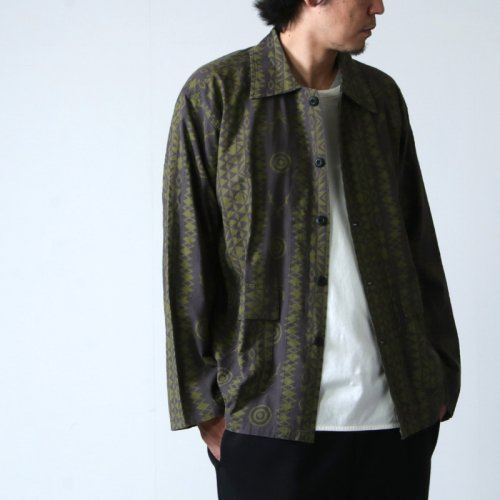 South2 West8 (サウスツーウエストエイト) Hunting Shirt - Flannet Pt. / ハンティングシャツ フランネルプリント
