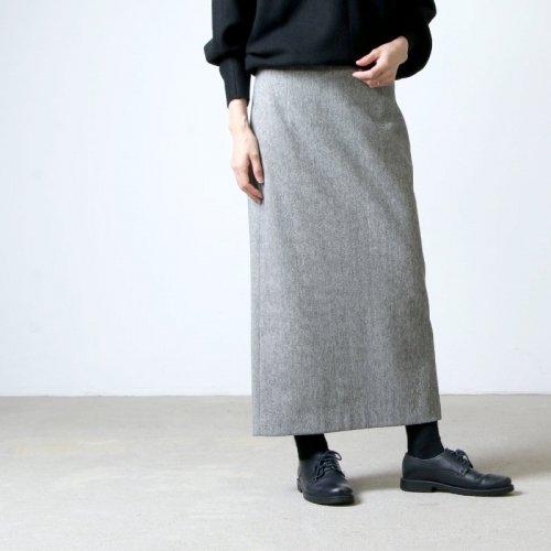 dolly-sean (ドリーシーン) ヘリンボーンロングスカート