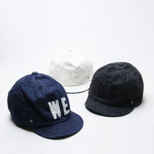 DECHO (デコー) × EBETTSFIELD NEGRO BALL CAP -WE- / エベッツフィールド ネグロボールキャップ