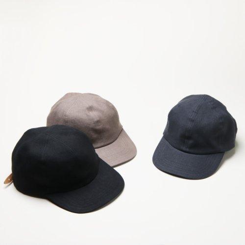 Nine Tailor (ナインテイラー) Siler Cap / シラーキャップ