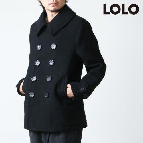 LOLO (ロロ) 英国羊毛 Pコート