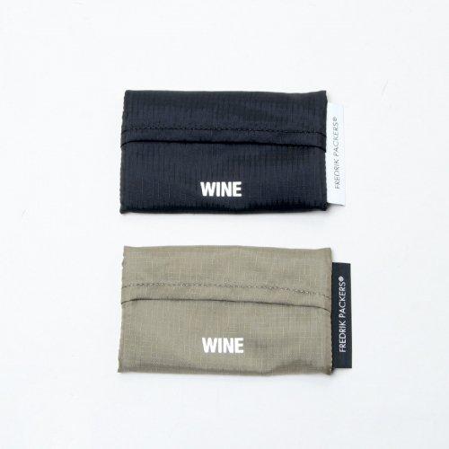 Fresh Service (フレッシュサービス) ×FREDRIK PACKERS PACKABLE WINE BAG / パッカブルワインバッグ