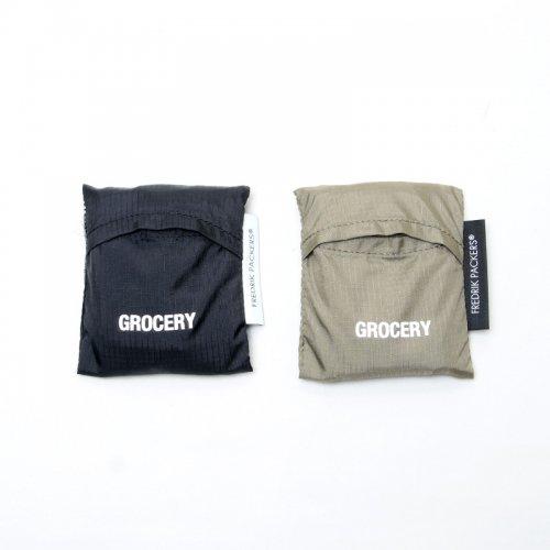 Fresh Service (フレッシュサービス) ×FREDRIK PACKERS PACKABLE GROCERY BAG / パッカブルグロサリーバッグ