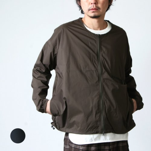AXESQUIN (アクシーズクイン) PERTEX COMPACT JACKET / パーテックスコンパクトジャケット