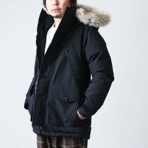 WOOLRICH (ウールリッチ) ARCTIC DOWN PARKA BL / アークティックダウンパーカー