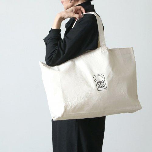 YAECA (ヤエカ) PRINTBAG POTATO / プリントバッグポテト