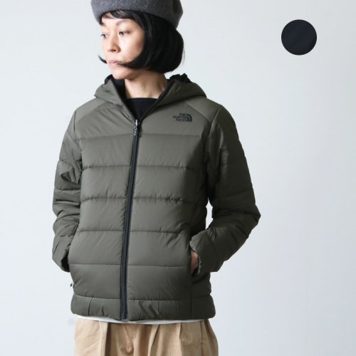 THE NORTH FACE (ザノースフェイス) Reversible Anytime Insulated Hoodie / リバーシブルエニータイムインサレーテッドフーディ