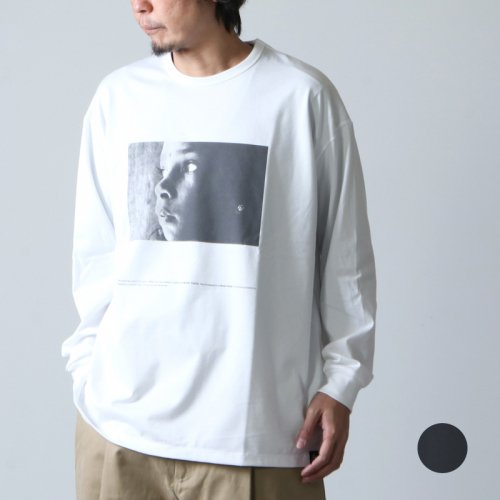 Graphpaper (グラフペーパー) Poet Meets Dubwise for GP Jersey L/S Tee SUN