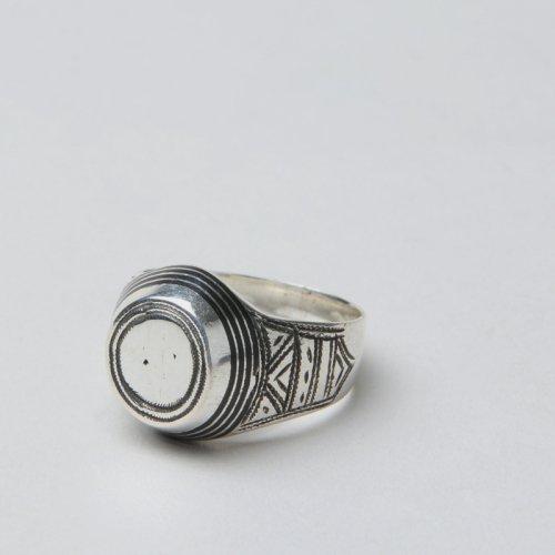 Touareg Silver (トゥアレグシルバー) Ring 14 / リング14