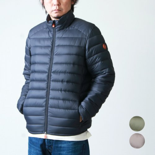 SAVE THE DUCK (セイブザダック) ICONS QUILTED JACKET D3243M GIGAY