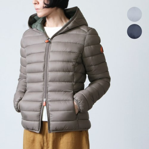 SAVE THE DUCK (セイブザダック) ICONS QUILTED JACKET D3362W GIGAY
