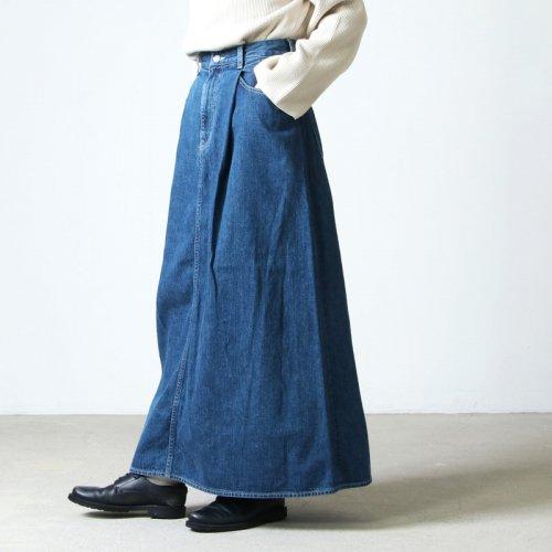 Graphpaper (グラフペーパー) Denim Skirt / デニムスカート