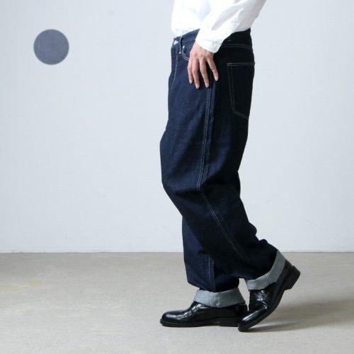 Graphpaper (グラフペーパー) Denim Five Pocket Pants / デニムファイブポケットパンツ