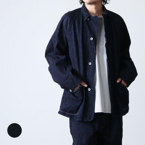 COMOLI (コモリ) デニム ワークジャケット