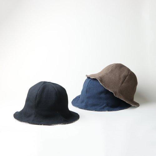 Nine Tailor (ナインテイラー) Lymington Hat Linen / ライミントン ハット