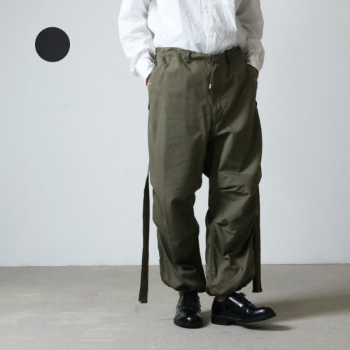 08sircus (ゼロエイトサーカス) C/N oxford cargo pants / コットンナイロンオックスフォードカーゴパンツ