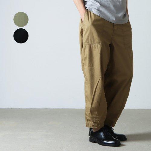 THE NORTH FACE PURPLE LABEL (ザ ノースフェイス パープルレーベル) Ripstop Wide Cropped Pants / リップストップワイドクロップドパンツ