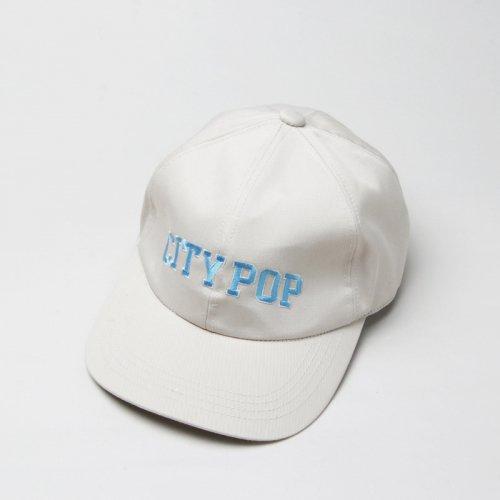 is-ness (イズネス) ISNESS MUSIC CITY POP CAP / シティーポップキャップ