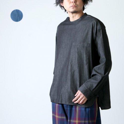 POLYPLOID (ポリプロイド) FIELD SHIRT B / フィールドシャツB