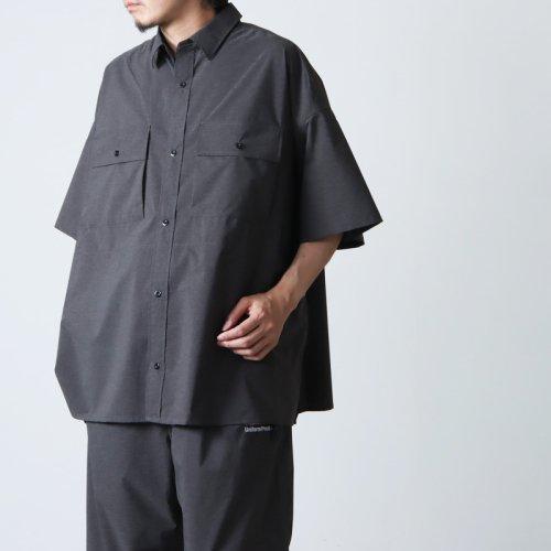 Fresh Service (フレッシュサービス) S/S RUGBY SHIRT / ショートスリーブラグビーシャツ