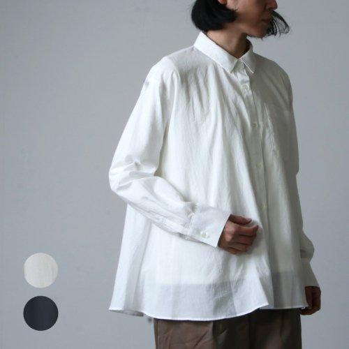 MidiUmi (ミディウミ) フレアシャツ