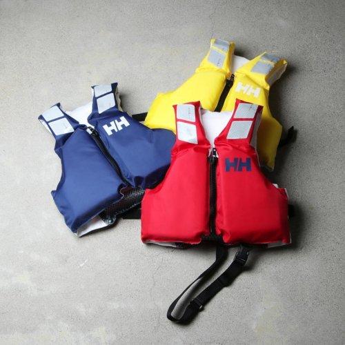 HELLY HANSEN (ヘリーハンセン) JR Helly Life Jacket / ライフジャケット