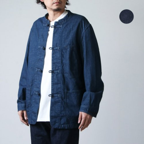 Ordinary Fits (オーディナリーフィッツ) CHINA COVERALL / チャイナカバーオール