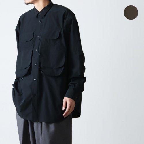 DAIWA PIER39 (ダイワピア39) Tech Angler`s Shirts L/S / アングラーシャツロングスリーブ