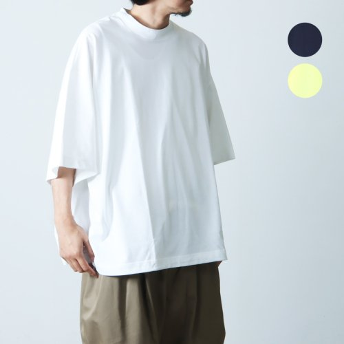 is-ness (イズネス) VENTILATION CREW NECK SWEATSHIRT / ベンチレーションクルーネックスウェットシャツ