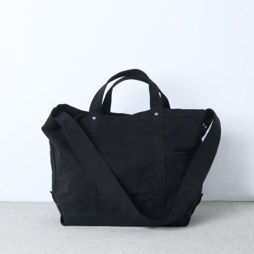 YAECA (ヤエカ) TOOL BAG COTTON LINEN / ツールバッグコットンリネン