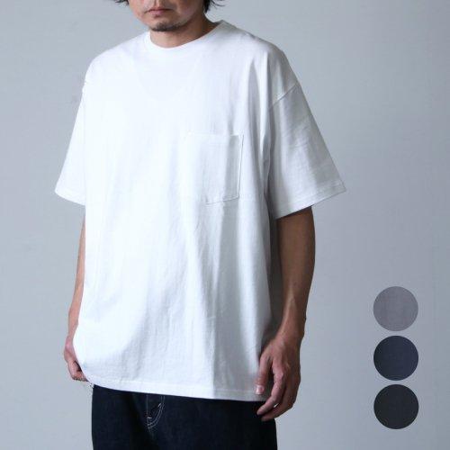 Graphpaper (グラフペーパー) S/S Oversized Pocket Tee / ショートスリーブオーバーサイズドポケットT