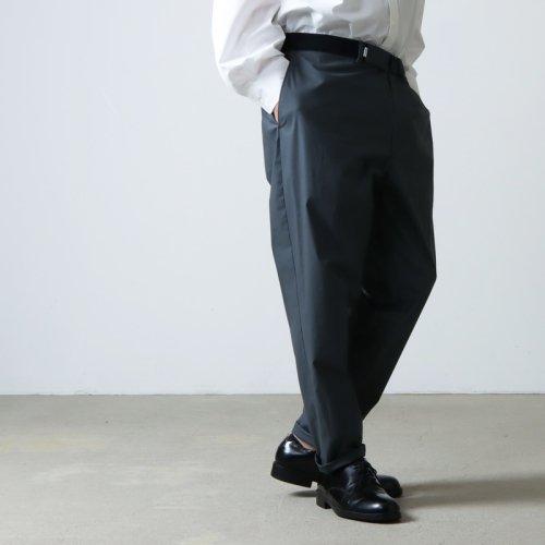 Graphpaper (グラフペーパー) Colorfast Denim Baggy Chef Pants / カラーファストデニムバギーシェフパンツ
