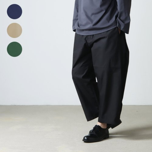 EEL (イール) contemporary pants