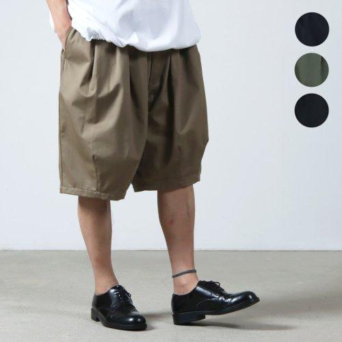 is-ness (イズネス) BALLOON EZ SHORTS / バルーンイージーショーツ