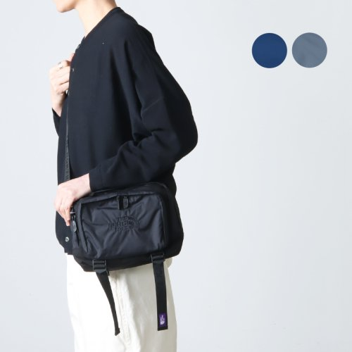 THE NORTH FACE PURPLE LABEL (ザ ノースフェイス パープルレーベル) CORDURA Nylon Shoulder Bag / コーデュラナイロンショルダーバッグ